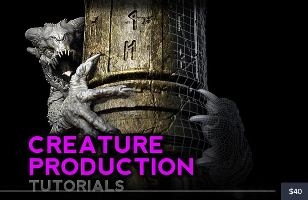 Creature Production_by Michael P. Creature Production Creature Production,Michael P